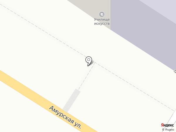 Забайкальское краевое училище искусств на карте Читы