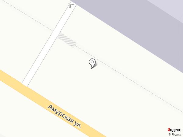 Забайкальское Линейное Управление МВД России на транспорте на карте Читы
