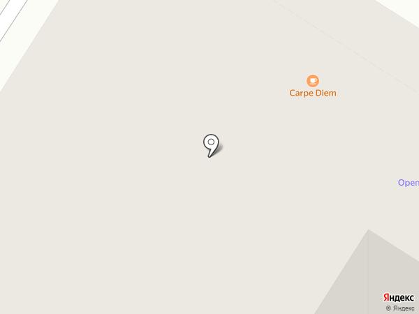 Иголочка на карте Читы