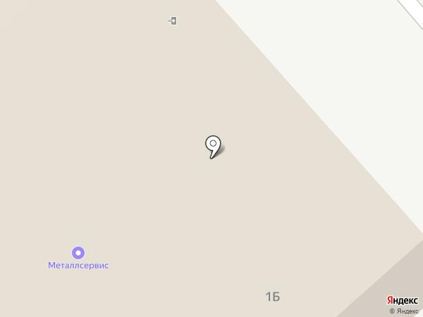 Компания Металлсервис на карте Читы