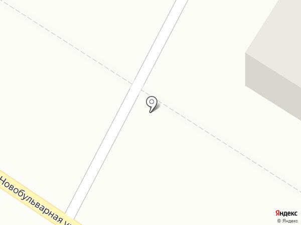 Почтовое отделение №12 на карте Читы