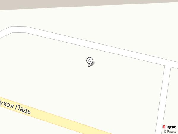Спецсервис на карте Читы