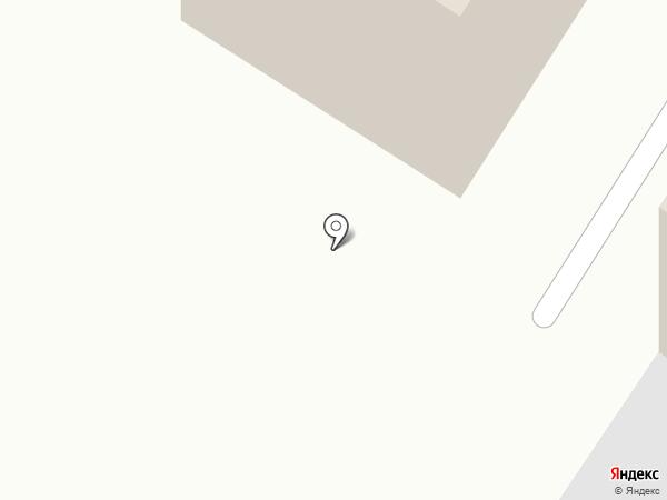 Забайкалье-1, ЗАО на карте Читы