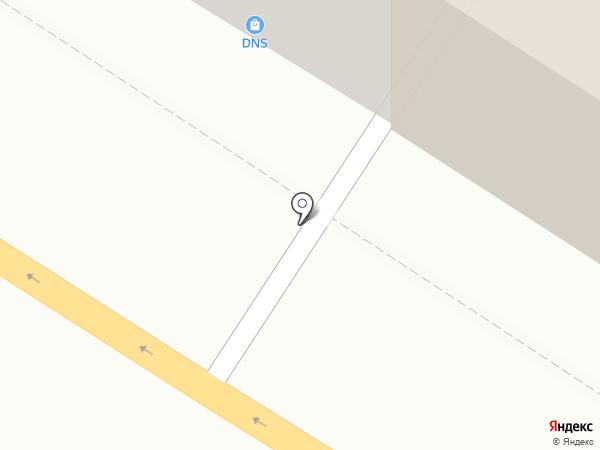 ДНС на карте Читы