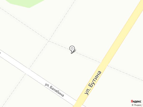 Сытый папа на карте Читы