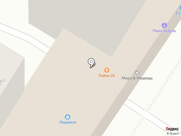 Фауна на карте Читы