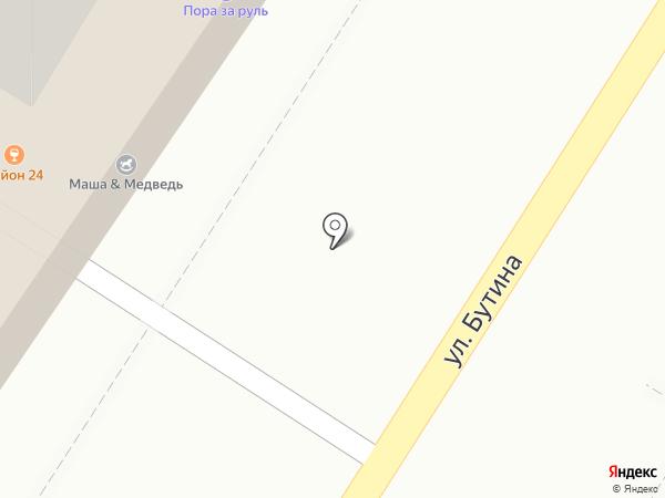 VIP man на карте Читы