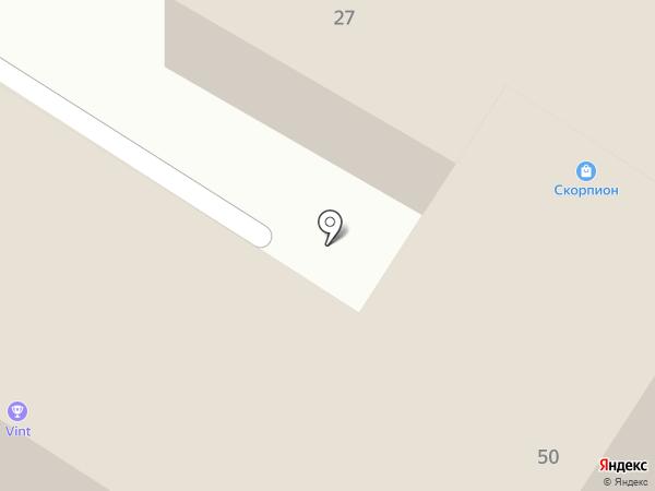 Винт на карте Читы