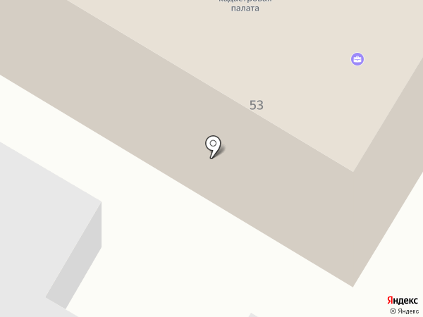 Федеральная кадастровая палата Федеральной службы государственной регистрации, кадастра и картографии на карте Читы