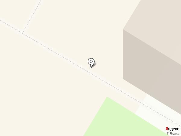 Башмачок на карте Читы