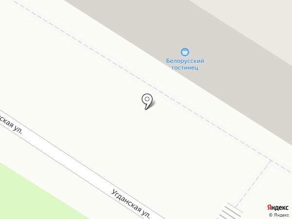 Гринрум на карте Читы