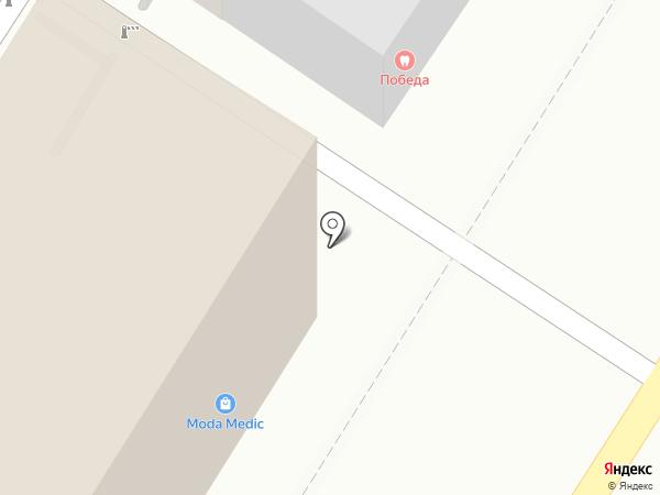 Яблочко на карте Читы