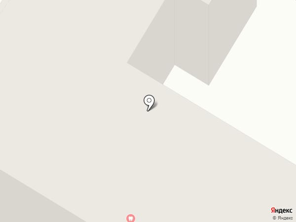 Отделение детской стоматологии на карте Читы