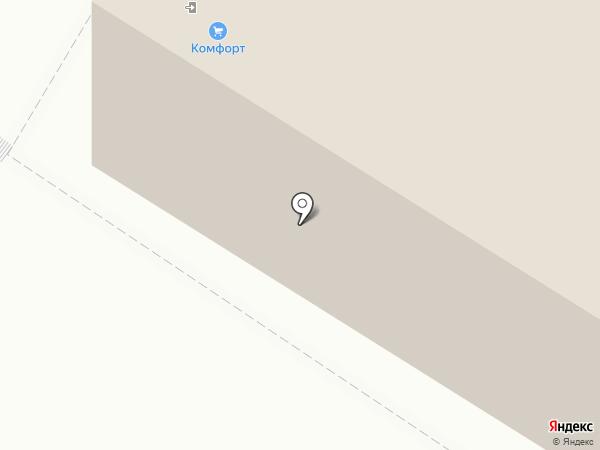 Комфорт на карте Читы