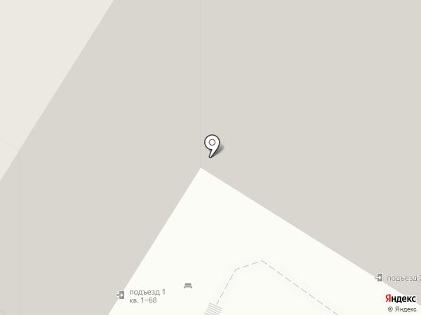 Журавушка, ТСЖ на карте Читы