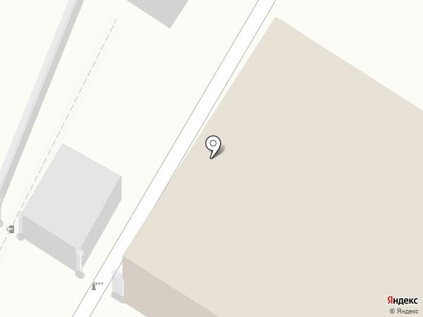 ИнтерСвязь на карте Читы