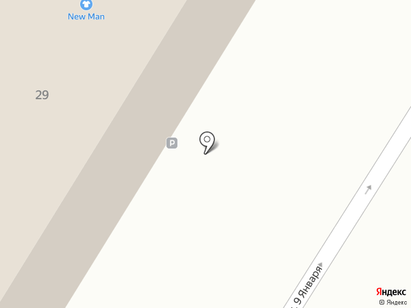 ФиОлет на карте Читы
