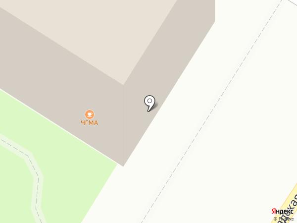 Здравпункт на карте Читы