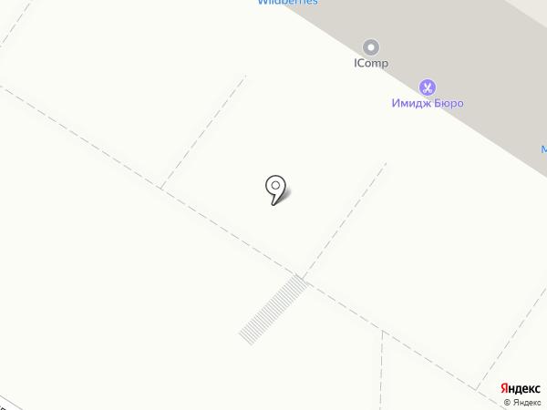 Софийский на карте Читы