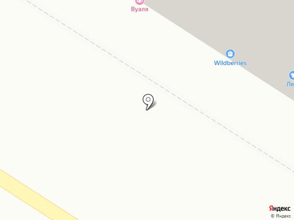 Леон на карте Читы