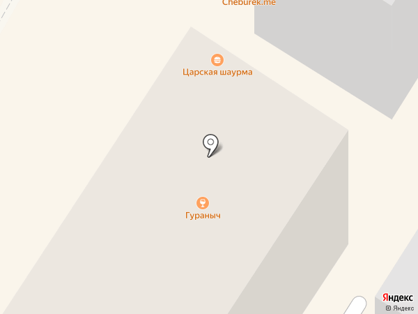 Магазин по продаже овощей и фруктов на карте Читы