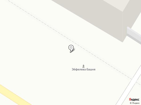 Шарм на карте Читы