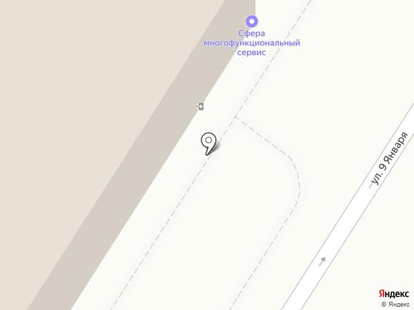 Н-Транс на карте Читы