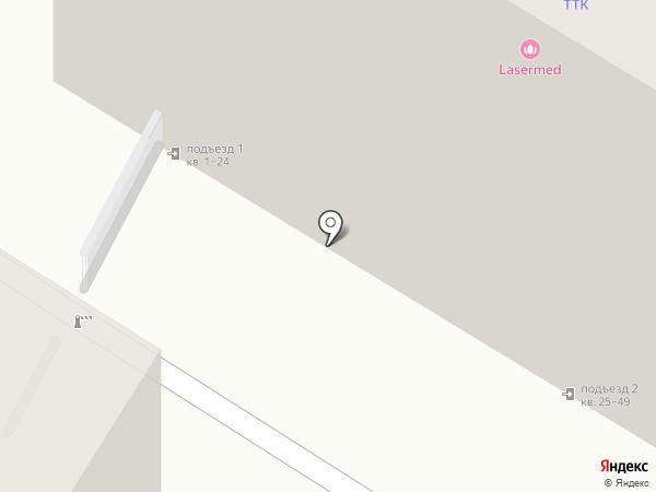 Эстье на карте Читы