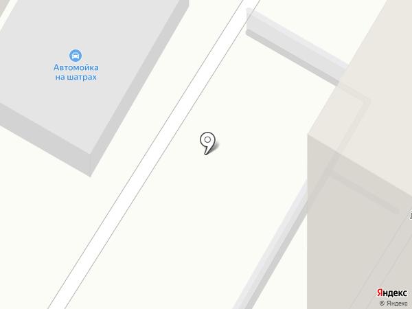 Пинта На шатрах на карте Читы