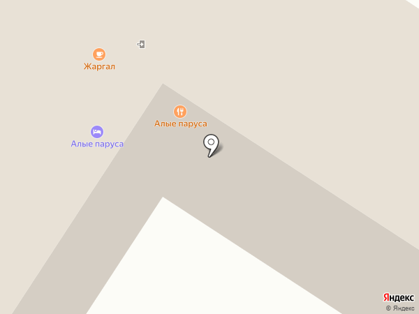 ChitaTravel.ru на карте Читы