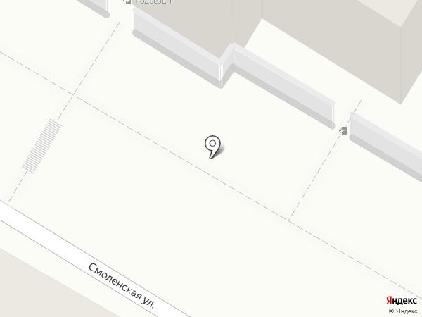 Юникс на карте Читы