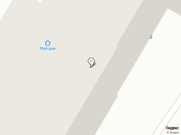 Дом люстр на карте Читы