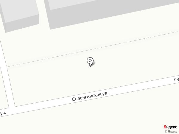 Амта на карте Читы