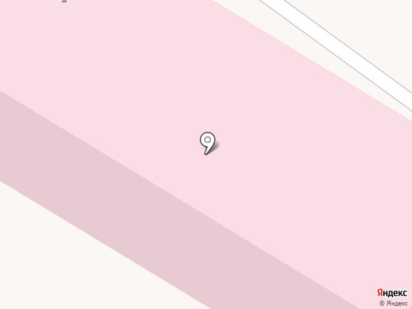 Читинская центральная районная больница на карте Читы