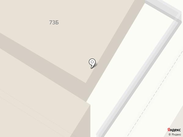 Чкаловский на карте Читы