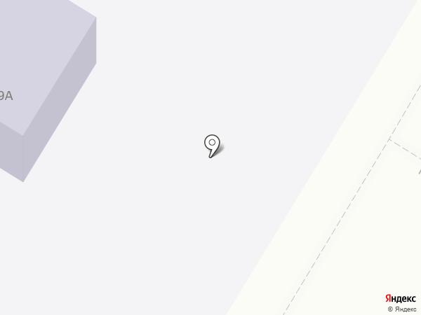 Начальная общеобразовательная школа №21 на карте Читы