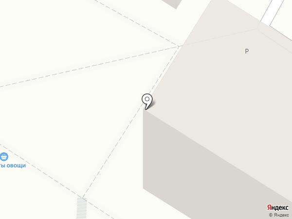 Галант на карте Читы