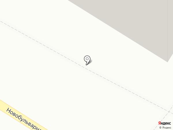 Яблоко на карте Читы