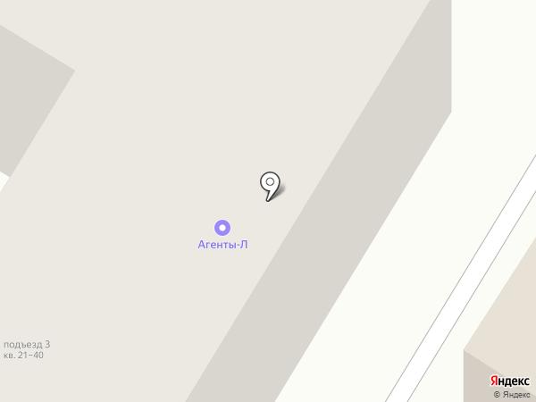 Агенты-Л на карте Читы