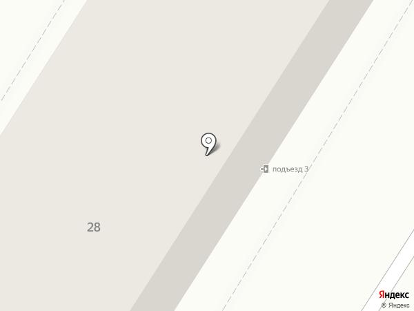 Пивной Квадрат на карте Читы