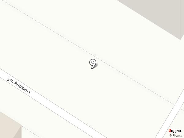 СК на карте Читы