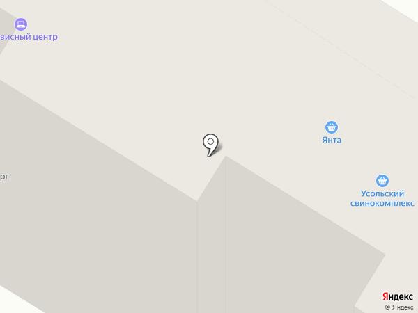 ZaBchasti на карте Читы