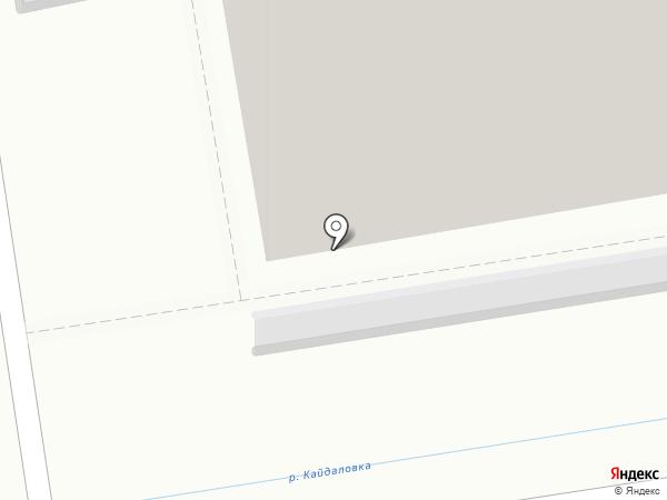 Энергожилстрой-2 на карте Читы