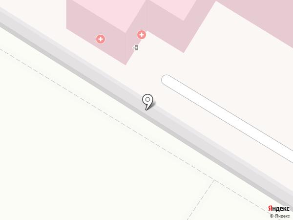 Краевая детская клиническая больница на карте Читы