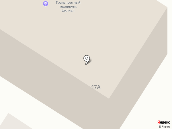 Учебный центр профессиональных квалификаций Забайкальского края на карте Читы