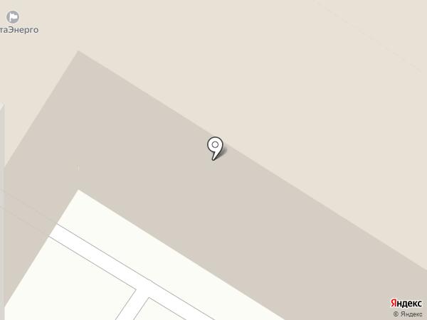 Читаэнерго, ПАО на карте Читы