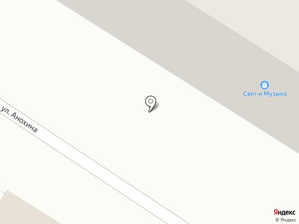 Техносервис на карте Читы
