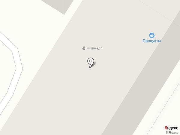 Мельник С.А. на карте Читы