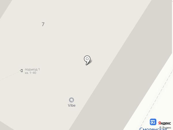 РазДваТри на карте Читы