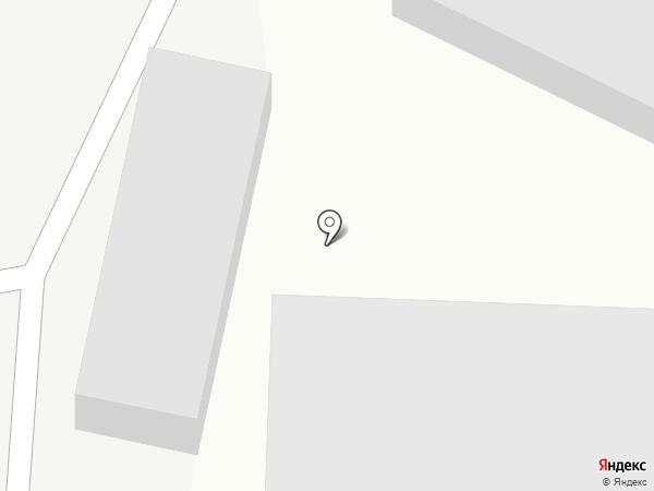 Гаражный кооператив №15 на карте Читы